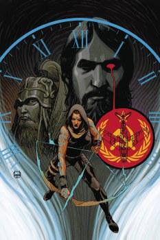 Artemis & Assassin #1 Johnson 15 Copy Incv Var