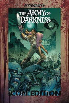 Death To Army of Darkness #2 60 Copy Silvestri Icon Var SIGNED BY JACOB EDGAR