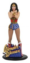 DC Classic TV Gallery Diorama Wonder Woman Pvc Statue