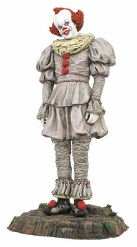 It 2 Gallery Pennywise Swamp Pvc Statue