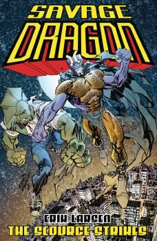 Savage Dragon Scourge Strikes TP