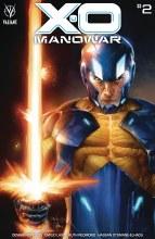 X-O Manowar (2020) #2 Cvr B Diaz