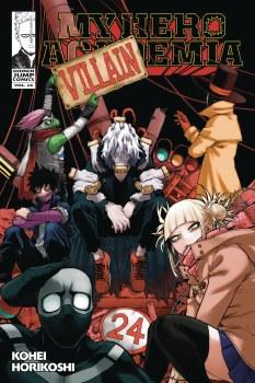 My Hero Academia GN VOL 24 (C: