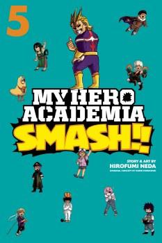 My Hero Academia Smash GN VOL