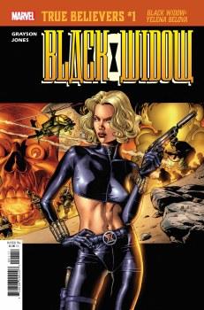 True Believers Black Widow Yelena Belova #1