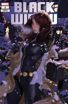 Black Widow #1 Parel Var