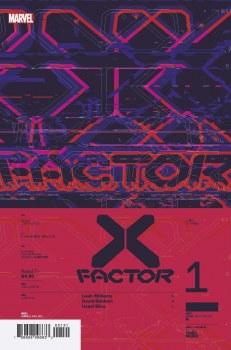 X-Factor #1 Muller Design Var