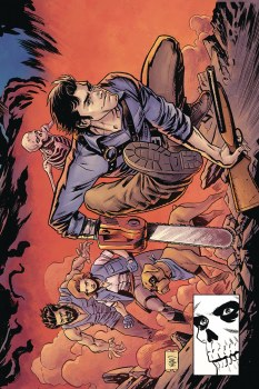 Death To the Army of Darkness #3 Gorham 15 Homage Virgin Var SIGNED BY JACOB EDGAR