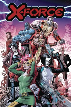 X-Force By Benjamin Percy TP VOL 01