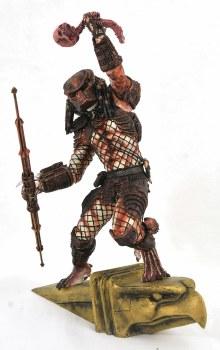 Predator 2 Gallery Hunter Pvc Statue
