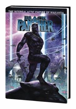 Black Panther HC VOL 03 Interg