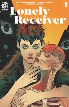 Lonely Receiver #1 15 Copy Torque Incv