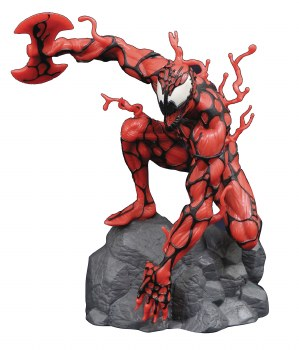 HCF 2020 Marvel Gallery Glow In the Dark Carnage Pvc Statue