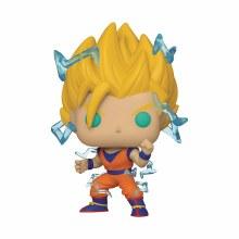 Pop Animation Dbz Super Saiyan 2 Goku w/ Energy Px Vinyl Figure