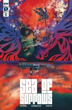 Sea of Sorrows #1 (of 5) Sawatsky 10 Copy Var
