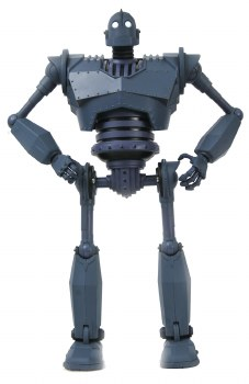 SDCC 2020 Iron Giant Deluxw Action Figure Box Set