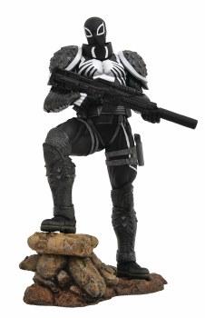 Marvel Gallery Comic Agent Venom Pvc Statue