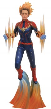 Marvel Gallery Captain Marvel Movie Binary Power Pvc Statue