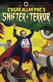Edgar Allan Poes Snifter of Terror TP VOL 02