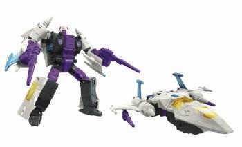 Transformers Gen Wfce Voyager Snapdragon Action Figure