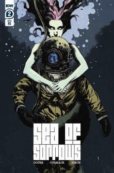 Sea of Sorrows #2 (of 5) Smith 10 Copy Var