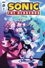 Sonic the Hedgehog #31 Fourdraine 10 Copy Incv Var