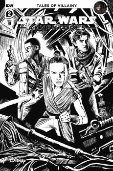 Star Wars Adventures (2020) #2 Francavilla 10 Copy Var