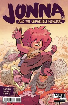 Jonna and the Unpossible Monst