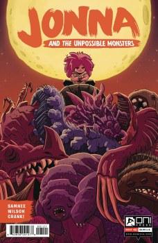Jonna and the Unpossible Monsters #1 Cvr B Maihack Var