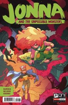 Jonna and the Unpossible Monsters #1 Cvr C Samnee 10 Copy Var