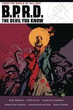 Bprd Devil You Know Omnibus HC