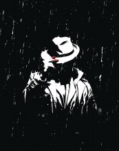 Question the Deaths of Vic Sage #4 (of 4) a Sorrentino Var E