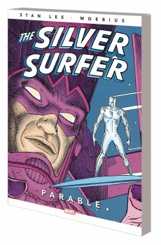 Silver Surfer TP Parable New P