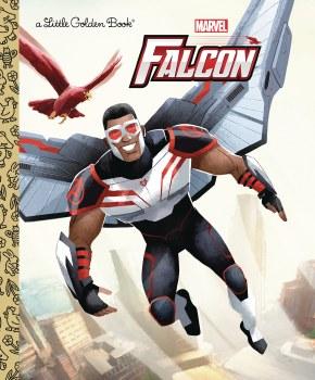 Marvel Avengers Falcon Little Golden Book