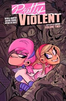 Pretty Violent TP VOL 02 (Mr)