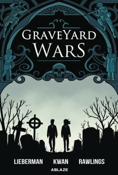 Graveyard Wars HC GN VOL 01 (C
