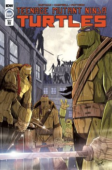Tmnt Ongoing #108 10 Copy Incv