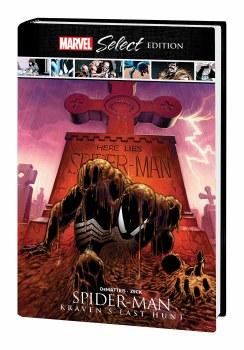 Spider-Man Kravens Last Hunt Marvel Select HC