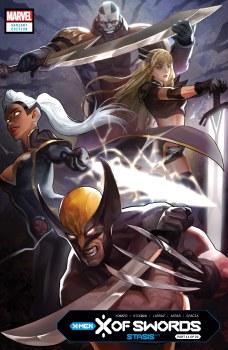 X of Swords Stasis #1 Coax Var