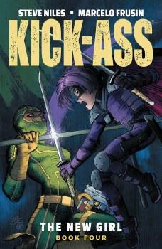 Kick-Ass New Girl TP VOL 04 (M