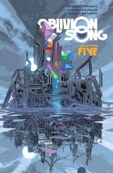 Oblivion Song By Kirkman & De Felici TP VOL 05