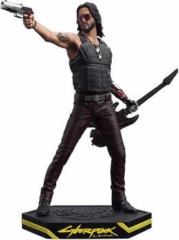 Cyberpunk 2077 Johnny Silverhand 10in Figure