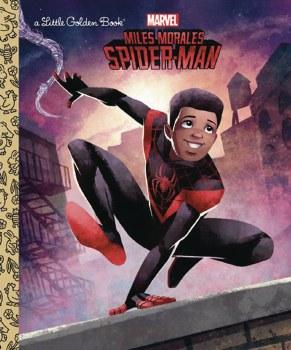 Miles Morales Spider-Man Littl