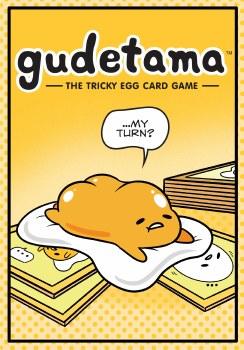 Gudetama Tricky Egg Card Game