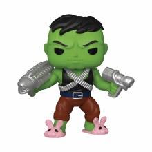 Pop Super Marvel Heroes Professor Hulk Px 6in Vinyl Figure