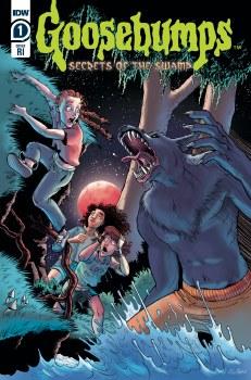 Goosebumps Secrets of the Swamp #1 (of 5) 10 Copy Incv Meath