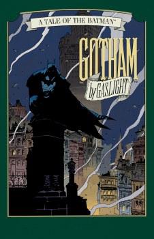 Batman Gotham By Gaslight Dlx Ed HC