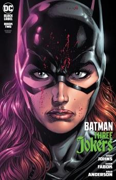 Batman Three Jokers #2 (of 3)Jason Fabok Var Ed Batgirl