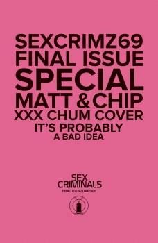 Sex Criminals #69 Xxx Photo Va