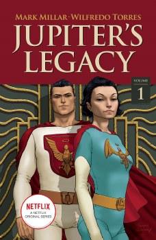 Jupiters Legacy TP VOL 01 Netflix Ed (Mr)